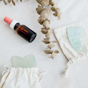 pamper-gift-pack-melbourne-gua-sha-organic oil