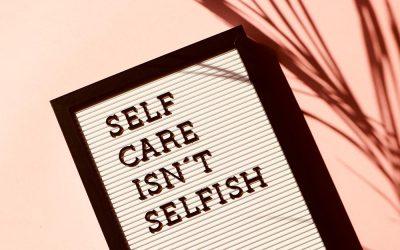 Freya's Nourishment – 6 Ways to Self Care in Isolation